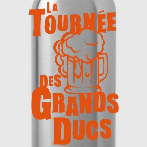 tournee grand ducs expression biere Tee shirts - Gourde