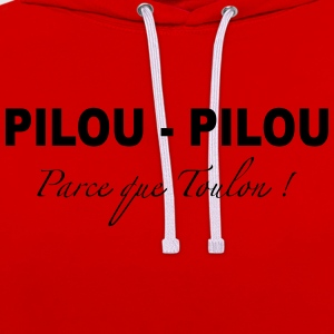 pilou_pilou Tee shirts - Sweat-shirt contraste