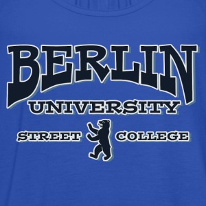 BERLIN UNIVERSITY STREET COLLEGE T-Shirts - Dame tanktop fra Bella