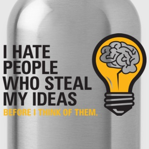 Steal My Ideas 2 (dd)++ T-Shirts - Water Bottle
