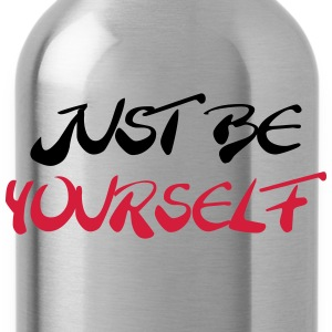 Just be yourself T-Shirts - Water Bottle