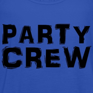 Party Crew T-Shirts - Women's Tank Top by Bella