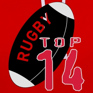 RUGBY TOP 14 - Sweat-shirt contraste