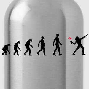 r-evolution, evolution, revolution, street art, anarchy T-Shirts - Water Bottle