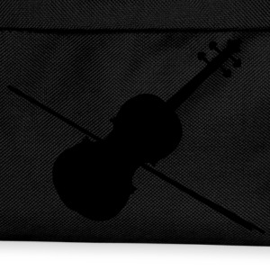 music violin fiddle T-Shirts - Kids' Backpack