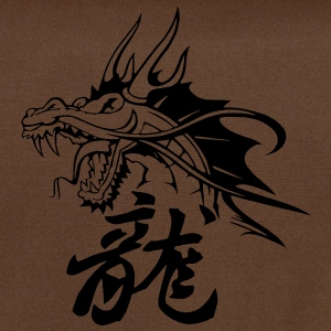 chinese dragon T-shirt - Tracolla
