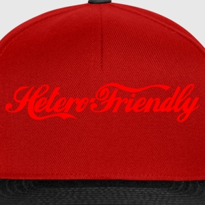 hetero friendly :-: - Casquette snapback