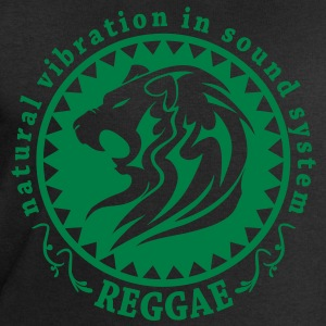 natural vibration in sound system reggae Tee shirts - Sweat-shirt Homme Stanley & Stella