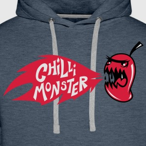 Chilli Monster - Men's Premium Hoodie