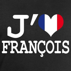 j'aime Francois Tee shirts - Sweat-shirt Homme Stanley & Stella
