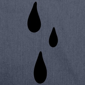 tears T-Shirts - Schultertasche aus Recycling-Material