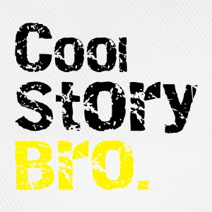Cool story Bro Tee shirts - Casquette classique