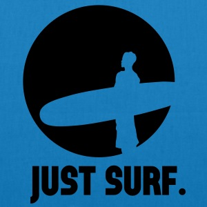 just surf T-Shirts - EarthPositive Tote Bag