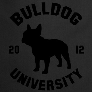 BULLDOG UNIVERSITY  T-shirts - Keukenschort