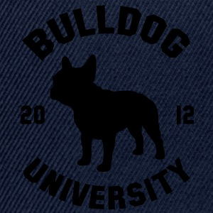 BULLDOG UNIVERSITY  T-shirts - Snapbackkeps
