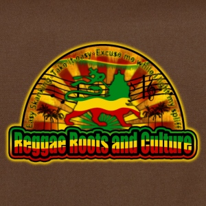 reggae roots and culture easy skanking T-shirts - Schoudertas