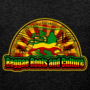 reggae roots and culture easy skanking T-Shirts - Männer Premium Tank Top