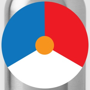 Dutch MOD Target T-shirts - Drinkfles