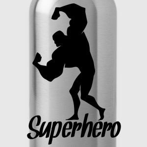 superhero T-Shirts - Water Bottle