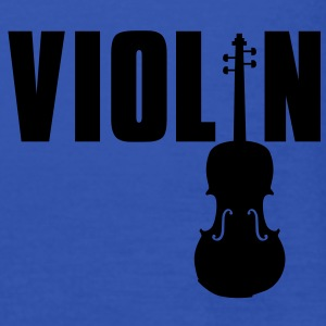 violin T-Shirts - Frauen Tank Top von Bella