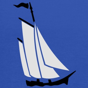 Segelboot / sailboat (2c) T-Shirts - Women's Tank Top by Bella