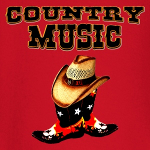 country music T-Shirts - Baby Langarmshirt