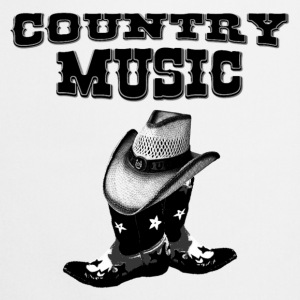 country music Tee shirts - Tablier de cuisine
