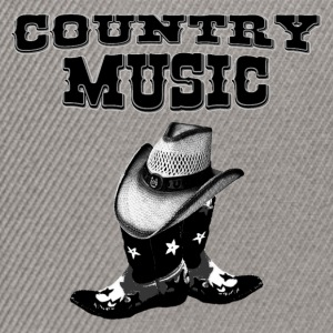country music T-Shirts - Snapback Cap