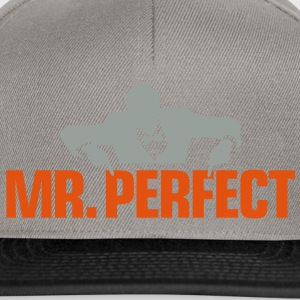 Mr Perfect 3 (2c)++ T-Shirts - Snapback Cap