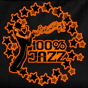 100% jazz T-Shirts - Kids' Backpack
