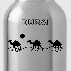 3 camels in Dubai T-Shirts - Water Bottle
