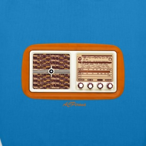 Vintage Radio T-Shirts - EarthPositive Tote Bag