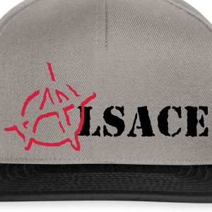 Anarchy Alsace Tee shirts - Casquette snapback