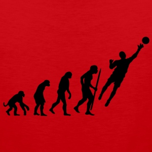 Evolution Torwart Fussball T-Shirts - Männer Premium Tank Top