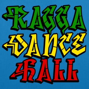 ragga dance hall T-Shirts - EarthPositive Tote Bag