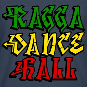 ragga dance hall T-Shirts - Men's Premium Longsleeve Shirt