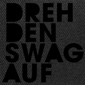Dreh den Swag auf, Swag, Money Boy - Snapback Cap