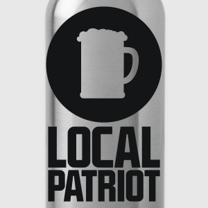 Local Patriot Beer T-Shirts - Trinkflasche