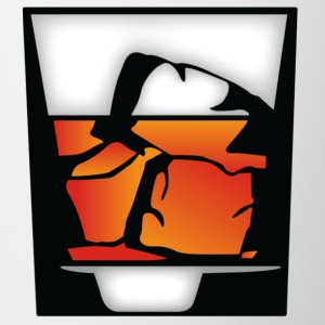 Whisky Glass (dd)++2012 T-shirts - Mugg