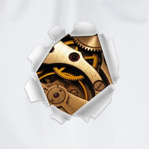 Clockwork Man (dd)++2012 T-shirts - Sportstaske