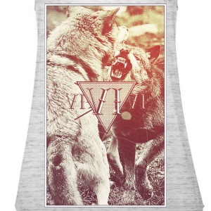 WOLFS T-Shirts - Women's Tank Top by Bella
