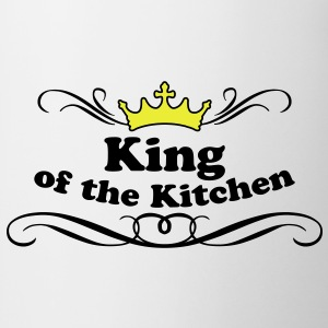 King of the Kitchen T-Shirts - Mug