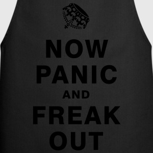 NOW PANIC AND FREAK OUT T-Shirts - Cooking Apron
