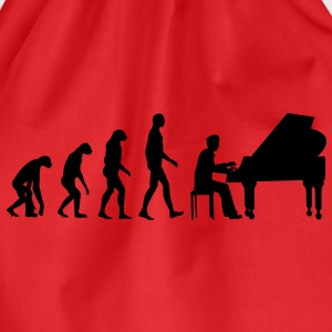 piano evolution Tee shirts - Sac de sport léger