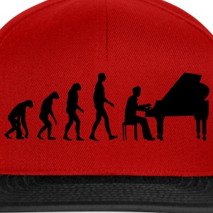 piano evolution T-shirts - Snapbackkeps