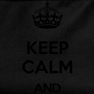 KEEP CALM AND (old style) T-Shirts - Kids' Backpack