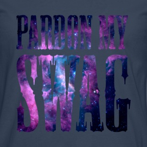 PARDON my swag T-Shirts - Men's Premium Longsleeve Shirt