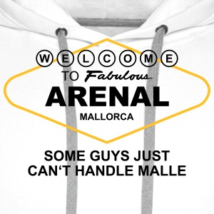 Welcome to Fabulous Arenal Mallorca T-Shirts - Männer Premium Hoodie