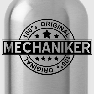 mechaniker - Trinkflasche