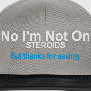 Thanks for Asking T-Shirts - Snapback Cap